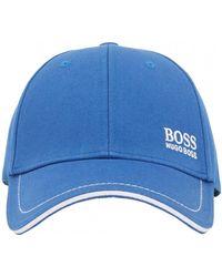 69524deda Lacoste Nylon Cap for Men - Lyst