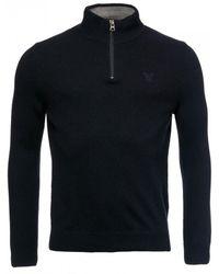 Aigle - Gontab Mens Half Zip Jersey - Lyst