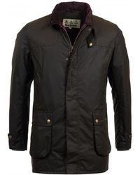 Barbour - Cartmel Wax Mens Jacket - Lyst