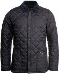 Barbour - Heritage Liddesdale Quilted Mens Jacket - Lyst