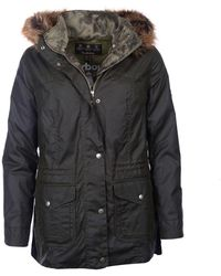 Barbour - Southwold Womens Wax Jacket - Lyst