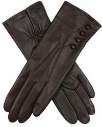 Dents - Natalie Touchscreen Technology Ladies Classic Leather Gloves - Lyst