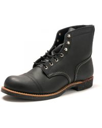 Red Wing - Iron Ranger 6 Inch - Lyst