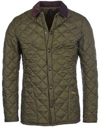 Barbour Heritage Liddesdale Quilted Mens Jacket