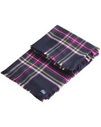 Joules - Heyford Oversized Woven Ladies Scarf (v) - Lyst