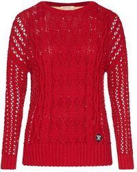 Barbour - Braye Ladies Sweater - Lyst