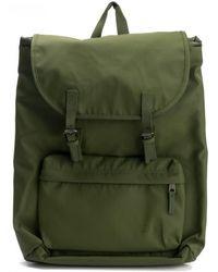 hete verkoop groothandel goedkope verkoop Eastpak London Opgrade Blue Diamonds Backpack in Blue for ...
