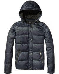 Maison Scotch Reversible Sporty Womens Padded Jacket
