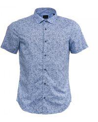 BOSS - Rash Shirt - Lyst