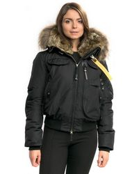 Parajumpers - Gobi Womens Hooded Bomber Jacket - Lyst