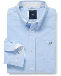 Crew - Oxford Classic Mens Shirt - Lyst
