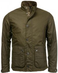 Barbour - Armour Wax Mens Jacket - Lyst