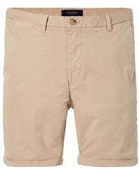 Scotch & Soda - Classic Chino Mens Shorts - Lyst