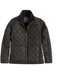 Joules | Retreat Textured Quilted Mens Jacket (w) | Lyst
