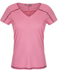 The North Face - Dayspring Short Sleeve Ladies Tee - Lyst