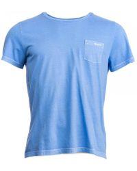 GANT - Sunbleached Short Sleeved Mens - Lyst