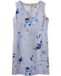 Joules - Elayna Printed Dress - Lyst