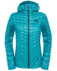 The North Face - Thermoball Ladies Hoodie - Lyst