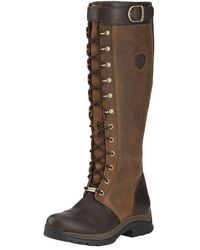 Ariat - Berwick Gtx Tall Ladies Insulated Boot - Lyst