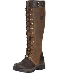 Ariat - Berwick Gtx Tall Ladies Insulated Boot - Lyst