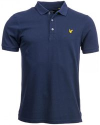 Lyle & Scott Mens Polo Shirt