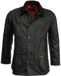 Barbour - Ashby Wax Jacket - Lyst