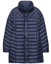 GANT - Light Down Ladies Coat - Lyst