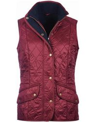 Barbour Cavalry Womens Gilet - Multicolour