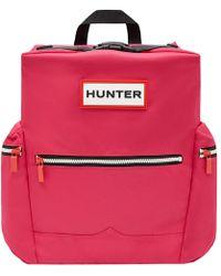 HUNTER Original Mini Top Clip Backpack Nylon
