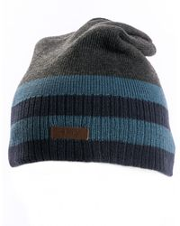 d8e52d32 Barts Log Cabin Beanie Hat in Red for Men - Lyst