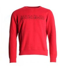 Napapijri - Britain Mens Sweater - Lyst