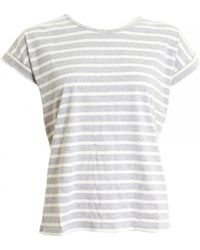 Great Plains - Take It Easy Crew Neck Womens Tee - Lyst