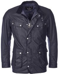 Barbour - Duke Wax Mens Jacket - Lyst
