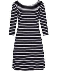 Great Plains - Sunday Stripe Jersey Smock Womens Dress - Lyst