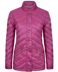 Dubarry - Binchy Ladies Quilt Jacket - Lyst