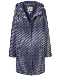 Joules | Raindance Ladies Rubber Mac (w) | Lyst