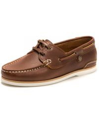 Barbour - Bowline Womens Boat Shoes - Lyst