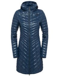 The North Face - Thermoball Ladies Parka - Lyst