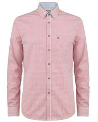 Dubarry - Castleknock Mens Long Sleeve Shirt - Lyst
