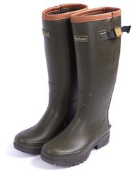 Barbour - Tempest Mens Wellington Boots - Lyst