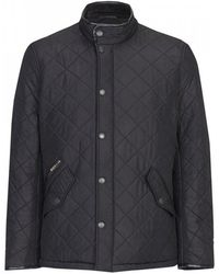 Barbour   Powell Quilted Jacket   Lyst
