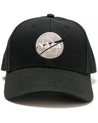5751a41e465 Lyst - Trapstar Decode Logo Mesh Cap in Black for Men