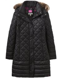 Joules - Snowshill Padded Jacket - Lyst