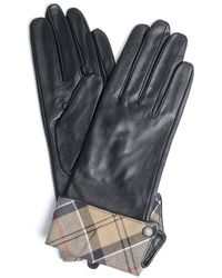 Barbour | Lady Jane Leather Glove | Lyst