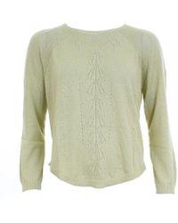 Thought - Annabel Womens Hemp Knit Top - Lyst