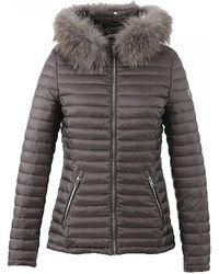 Oakwood - Jolie Nylon Citadium Womens Quilted Jacket - Lyst