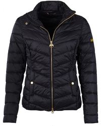 Barbour - Aubern Quilted Womens Jacket - Lyst