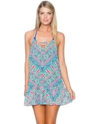 Sunsets Swimwear - Riviera Dress Cover Up Dovi - Lyst