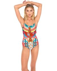 Luli Fama - Chasing Waterfalls Be Scene One Piece In Multicolor (l) - Lyst
