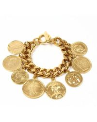 Ben-Amun - Moroccan Coin Bracelet - Lyst